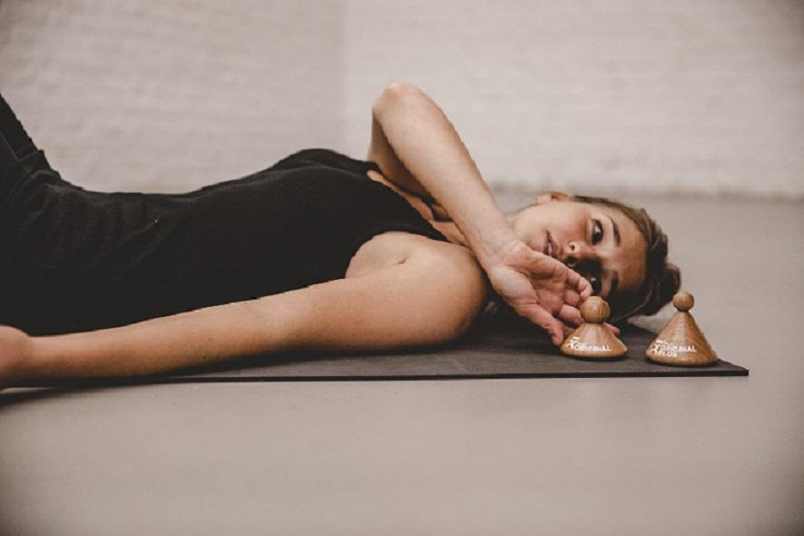 Faszien Yoga mit den TMX Triggern